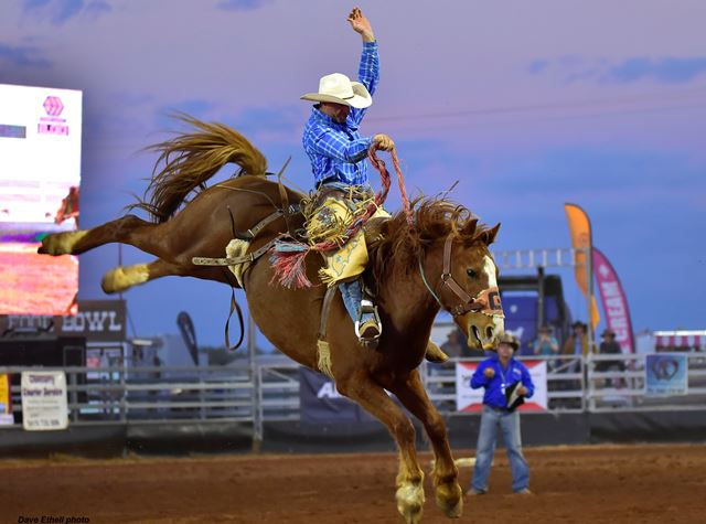 Australian Professional Rodeo Association Apra Bucking